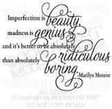 quotes beauty - marylin monroe
