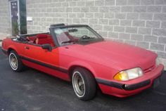 Ford Mustang Convertible $1,950 - Where to find the cheapest cars for going on vacation