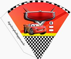 Cars Party: Free Printable Kit.