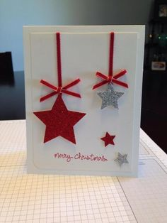 So you've decided to make your own DIY Christmas cards? Well, we have compiled some of the best and easy Christmas card ideas that may inspire you as you make your own holiday card. Handmade Christmas cards can be a… Continue Reading → Simple Christmas Cards, Christmas Card Crafts, Homemade Christmas Cards, Printable Christmas Cards, Christmas Greeting Cards, Christmas Greetings, Greeting Cards Handmade, Homemade Cards, Handmade Christmas