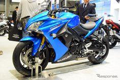 スズキ GSX-S1000F(東京モーターサイクルショー15)