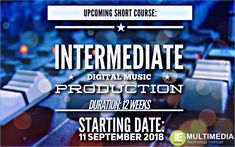 Music Courses, Music Production, Head Start, Latest Music, Multimedia, Musicals, Software, Knowledge, How To Apply