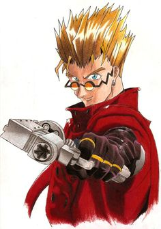Animated Series #Trigun Vash The Stampede Outfit obtain 50% off cost!