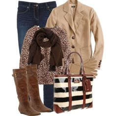 Leopard and Stripes :)