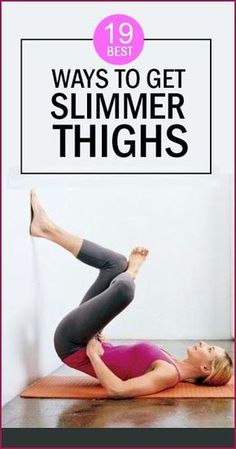 19 Effective Ways To Lose Weight From Thighs | Layore