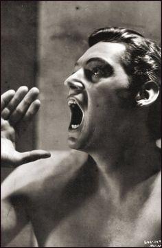 Johnny Weissmuller as Tarzan, photo by George Hurrell  The only Tarzan I think is Tarzan when I think Tarzan