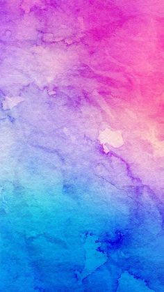 Trendy Ideas wallpaper iphone cute pink wallpapers love we heart it Blank Wallpaper, Iphone Wallpaper Glitter, Rainbow Wallpaper, Watercolor Wallpaper, Colorful Wallpaper, Galaxy Wallpaper, Cool Wallpaper, Disney Wallpaper, Watercolor Painting