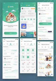 앱 디자인 Vegan Cake vegan cake that tastes good Android App Design, Ios App Design, Android Ui, Ui Design Mobile, Mobile Application Design, Interface Web, Interface Design, Design Youtube, Web Mobile