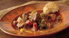 Slow-Cooker Cajun Beef Stew