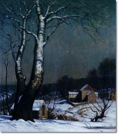 George Sotter (Bucks County Impressionist)