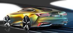 Roewe-Vision-R-Concept-Design-Sketch