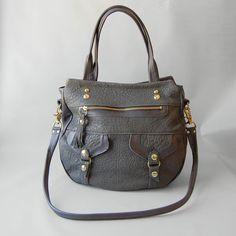 6 Pocket Onishi Bag in Grey
