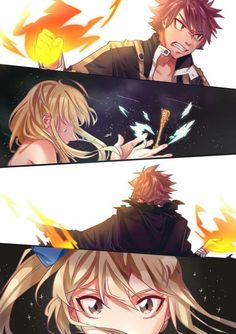 Fairy Tail Fire and Starlight Fairy Tail Nalu, Fairy Tail Funny, Fairy Tail Natsu And Lucy, Fairy Tail Love, Fairy Tail Ships, Fairy Tail Family, Fairy Tail Couples, Jellal, Fairytail