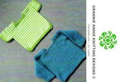 Toddler's Jumpers knitting pattern