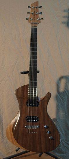 Single-cut - Lescot Guitars - Electric Guitar Maker