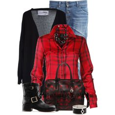 """""""Untitled #2546"""" by mzmamie on Polyvore"""