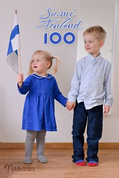 Näähglück by Sophie Kääriäinen: Hyvää itsenäisyyspäivää!