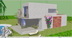 Tarea SketchUp. Excelente el trabajo de nuestro compañero Juan Pedro Jurado. La casa de nuestros sueños