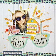 Fun In The Sun - Scrapbook.com
