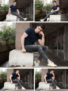 Fashion photography inspiration that are 783437 Best Poses For Men, Best Photo Poses, Poses For Photos, Poses Pour Photoshoot, Men Photoshoot, Model Poses Photography, Photographie Portrait Inspiration, Fashion Photography Inspiration, Male Models Poses