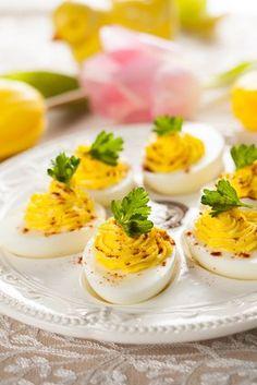 Ein tolles Rezept für Teufel Eier, das auf keinem Buffet fehlen sollte. Lecker…
