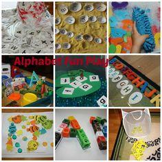 alphabet play