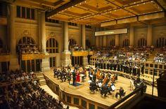 """Trechos da Ópera """"L'Elisir d'Amore"""", de G. Donizetti, compõem o repertório a ser apresentado por dois importantes grupos do Conservatório de Tatuí na noite de segunda-feira, 29."""