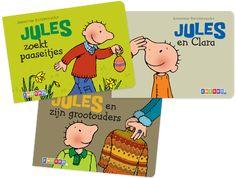 leesboekjes Nieuwe Dag Jules