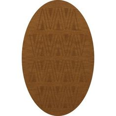 Dalyn Rug Co. Bella Brown Area Rug Rug Size: Oval 12' x 15'