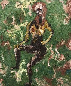 painting by Elham Hemmat