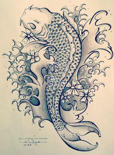 Best Koi Fish Tattoo Ideas