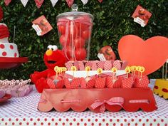 The Coolest Elmo Party. Ever. | Modern Kiddo