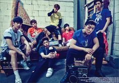 YG ENTERTAINMENT -2015 HOT ROOKIE, iKON