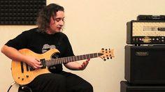 Alberto Cereijo - Técnicas de Guitarra Rock Parte I