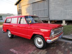 Rare find! Original Jeep Wagoneer with only 28,000 original one-owner miles. All original Jeep with the exception of one recent show quality repaint. All chrome is original and perfect. Glass i…