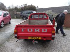 FORD CORTINA P100 PICK-UP FULLY RESTORED THE BEST ONE ! | eBay