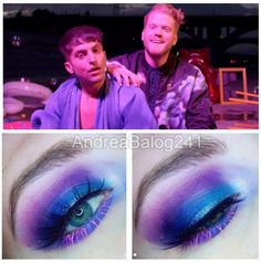 Superfruit Vacation video inspired make-up #3