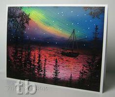 Trena Brannon: Colorful Sailing