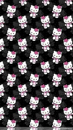 Sanrio Wallpaper, Hippie Wallpaper, Trippy Wallpaper, Kawaii Wallpaper, Wallpaper Iphone Cute, Cartoon Wallpaper, Cute Wallpapers, Computer Wallpaper, Hello Kitty Iphone Wallpaper