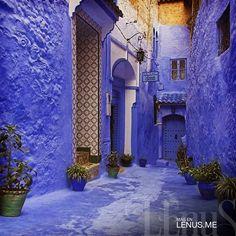 Chaouen, Noroeste de #Marruecos