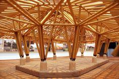 Galeria de Simón Vélez na Bienal de Veneza 2016: 'O bambu não é um material para pobres ou ricos, é para os seres humanos' - 9
