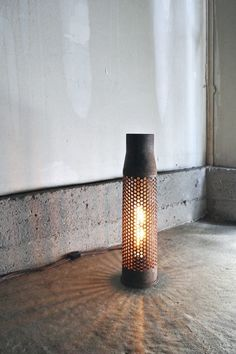 The Original New & Improved Bullet Shell Lamp by ThEeRabbitHole