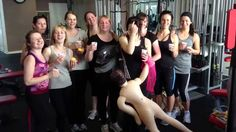 Cre8 hen do bootcamp testimonial! Visit: http://cre8studio.co.uk #fitness