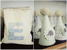 Elephant 1st Birthday Party - Kara's Party Ideas - The Place for All Things Party