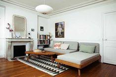 Een kijkje in het appartement van een Scandinavische designer - Roomed | roomed.nl
