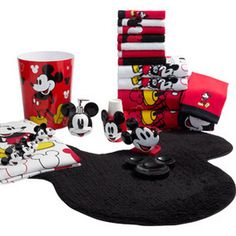 Creative Ways You Can Improve Your Mickey Mouse Bathroom: Mickey Mouse Bathroom Ideas, Mickey Mouse Bathroom Collection, Mickey Mouse Bathroom Accessories, Mick...