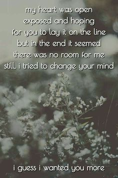 Wanted You More by Lady Antebellum