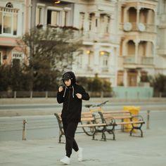 Modern Hijab Fashion, Street Hijab Fashion, Hijab Fashion Inspiration, Muslim Fashion, Sports Hijab, Baby Girl Images, Modele Hijab, Hijab Fashionista, Casual Hijab Outfit