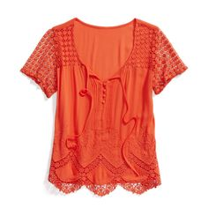Stitch Fix Spring Trends 2016 **SF STYLIST (LG). LOVE THIS!!! Would really like this by end of June. Orange is great and if unable to get orange wouldn't mind another colors. Looks like it would work well with warm temps yet cover upper arms. (LC)