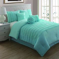Home Classics® Bella 7-pc. Comforter Set - Queen at Kohls Online $79.99